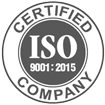 ISO Certified 9001:2008 Company