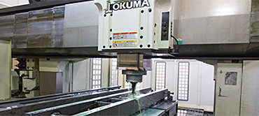 D&S Adds New Okuma MCR-A5CII Bridge Mill
