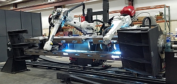 D&S Installs New Robotic Welding Cell