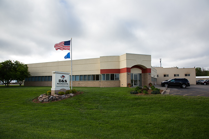 D&S Manufacturing Headquarters